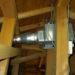 もっちんのDIY 「屋根裏の収納と換気扇取付」 ①